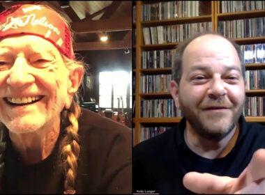 SXSW Online: Willie Nelson im Gespräch mit Andy Langer