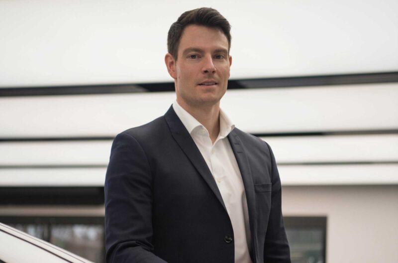 Alexander Lutz, Managing Director bei Polestar Germany