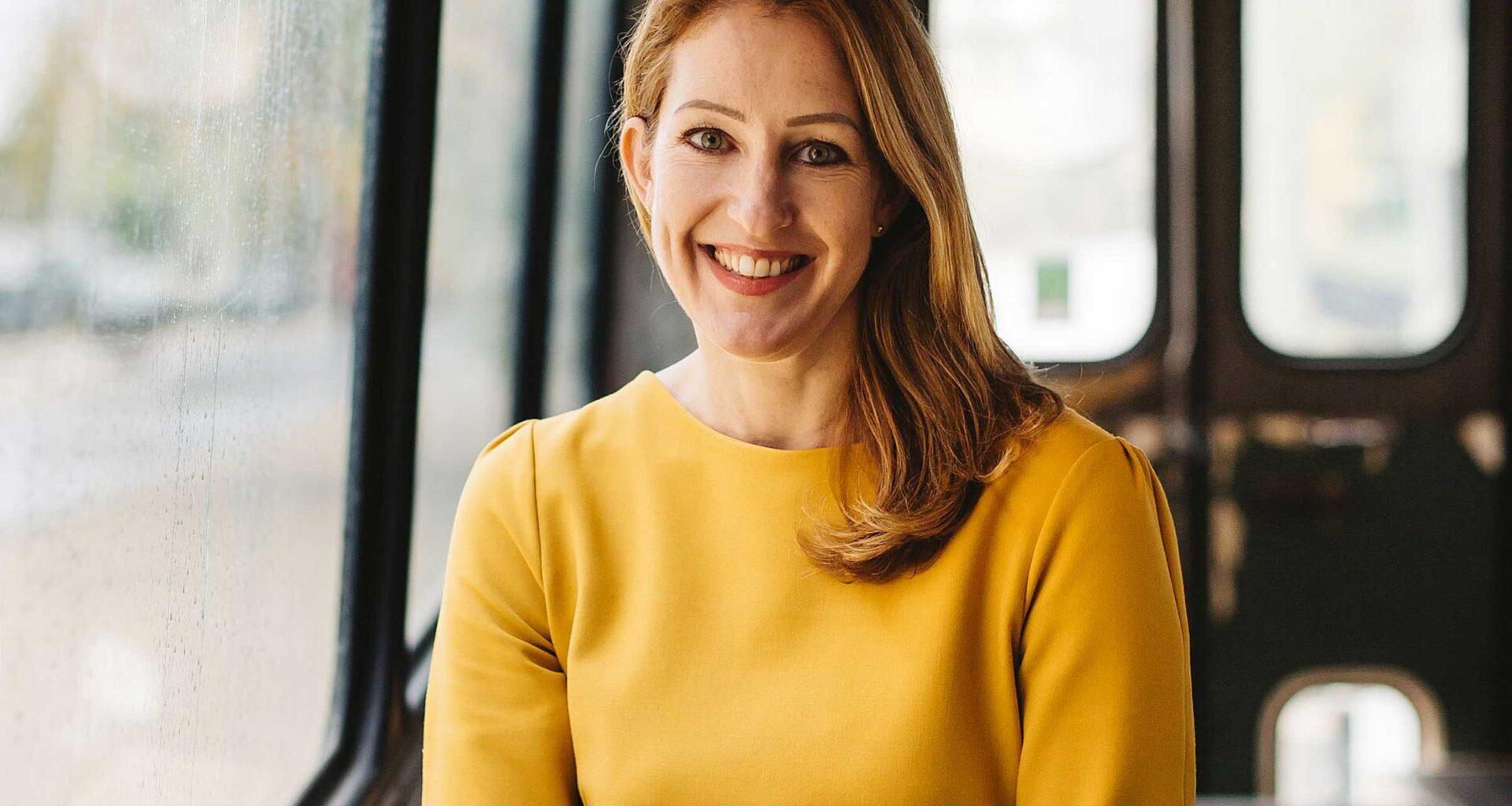 Katharina Krentz: New Work, persönliche Veränderungen & Working Out Loud